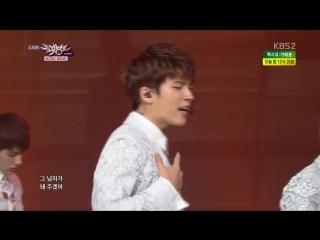 140613   INFINITE - Shower + Last Romeo (Music Bank)