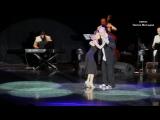 Tango El huracan. Magdalena Guttierez Horacio Godoy. Танго. Магдалена Гутиеррез и Орасио Годой