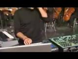 Симфонический оркестр, и Пол ван Дайк