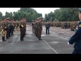 Присяга г.Острогожск вч 20155 (16.08.15)