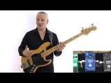 Bass Guitar Tone Effects - Wah Wah, Envelope Filters, Octaves and Bass Synth
