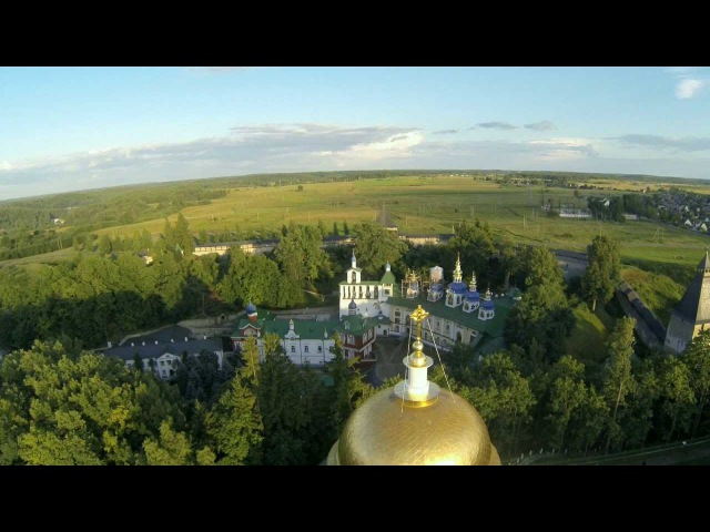 Псково Печерский монастырь