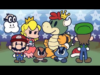 super mario brothers - Funky Town