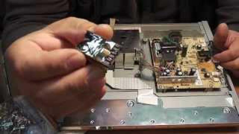 Трансформатор для монитора PHILIPS и качественные клемники