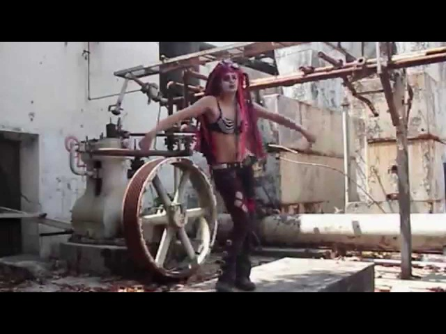 CYBER GOTHIC UNITY ☣ Community Industrial Dance Video