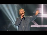 Shem Thomas - Beneath You're Beautiful - Live-Show 1 - The Voice of Switzerland 2014