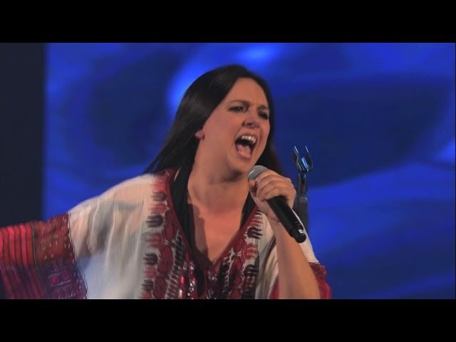 The Voice IT|Serie 2|Blind1|Gianna Chillà