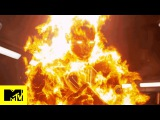 Fantastic Four (2015) Zach Kings Delivery Kit Flame On Matches (The Human Torch) MTV