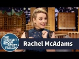 Rachel McAdams Went on a Ride Along with J. Lo