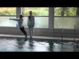 Cold Water Challenge 2014 Damenkompanie Langenberg