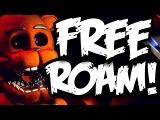 FREE ROAMING in Five Nights at Freddy's 3?! (FNAF 3)