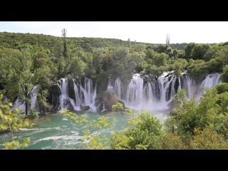 Kravice Waterfalls - Bosnia & Herzegovina