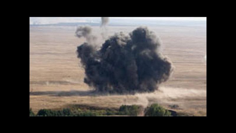 Су-34 ВКС РФ сжег ЗРК «Оса», захваченный боевиками ИГ у сирийской армии