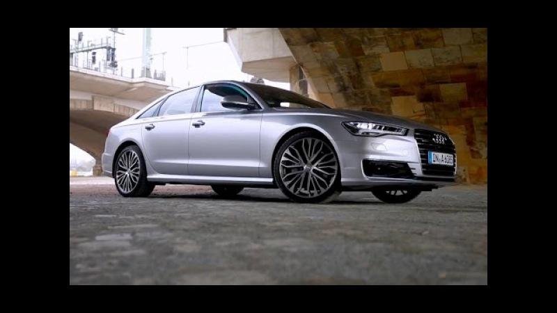 Audi A6 2015 обзор и тест автомобиля