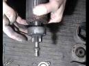 Kia Rio. Как заменить обгонную муфту бендикс стартера 0K32618400 / Overrunning clutch replacement