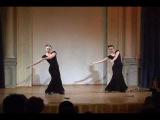 Фламенко студия танца