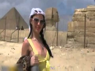 Porn at the pyramids: Egyptian officials investigate adult film