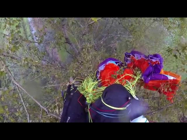 My Paragliding Crash