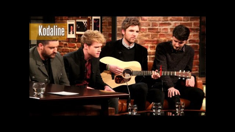 Kodaline - High Hopes (acoustic guitar version) | The Late Late Show | RTÉ One