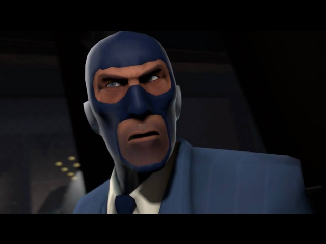 Team Fortress 2 Meet The Spy Russian