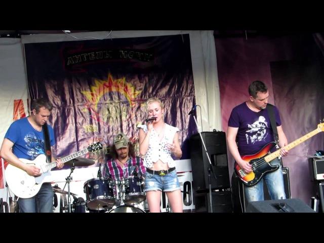 КВАНТЫ - Где не ждут... (live 13.06.15)