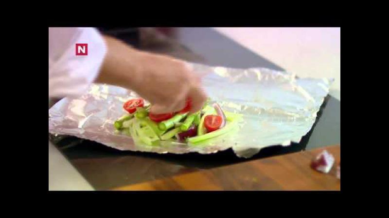 4-stjerners middag - Kokketips Fiskebonanza