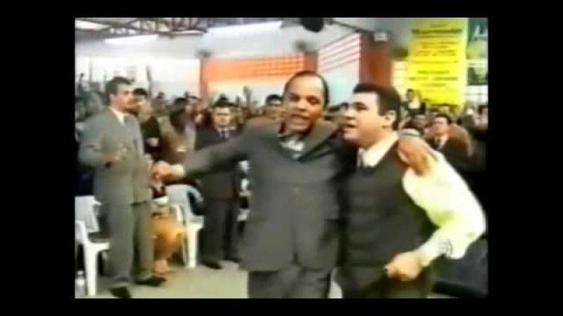 Pastor Pilão ZANGIEF MELHOR VERSÃO SFX