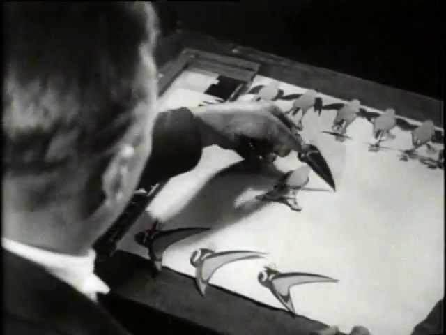1930s Russian Drawn Sound Nikolai Voinovs Paper Sound