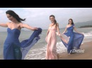 010 eDressit 2016 SS Pink Blue Bridesmaid Dresses Shooting Titbits