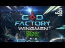 Razer - GoD Factory: Wingmen (100 Steam ключей раздача!)
