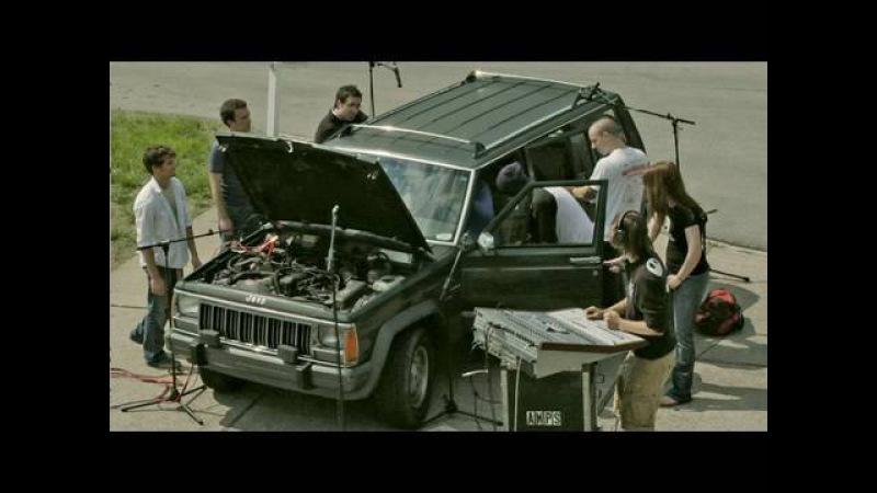 JULIAN SMITH - Techno Jeep