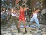 Taleesa @ Xuxa (Live in Brazil 1995) Let Me Be &amp Interview