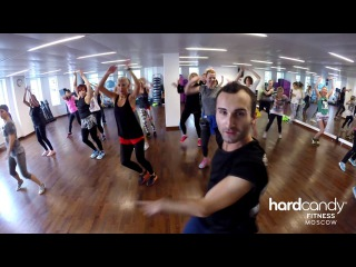 Waacking by Alan Mambetov @ Hard Candy Fitness Moscow