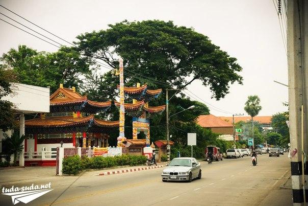 Чианг Май Таиланд фоо