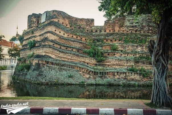 Старый город Чианг Май фото