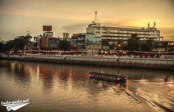 Город Чианг Май