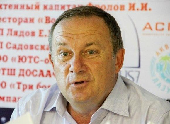 Гордума Таганрога поставила мэру Владимиру Прасолову «неуд» за работу в 2014 году
