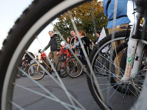 Из-за финансовых трудностей старт велопробега «Спасибо за Победу!» в Таганроге отменен