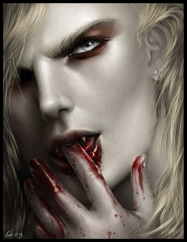 6 книг о вампирах: