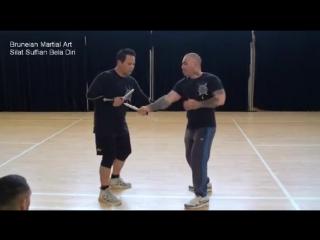 Silat Suffian Bela Diri - Basic Knife Fighting Drills