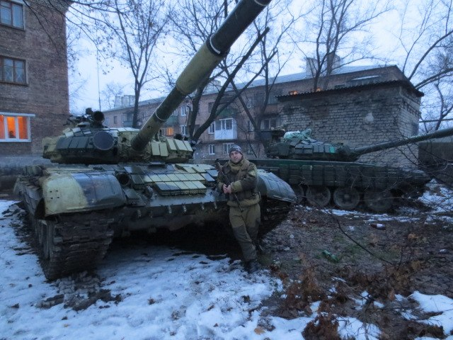 В районе Донецкого аэропорта миссия ОБСЕ зафиксировала 306 взрывов - Цензор.НЕТ 4660