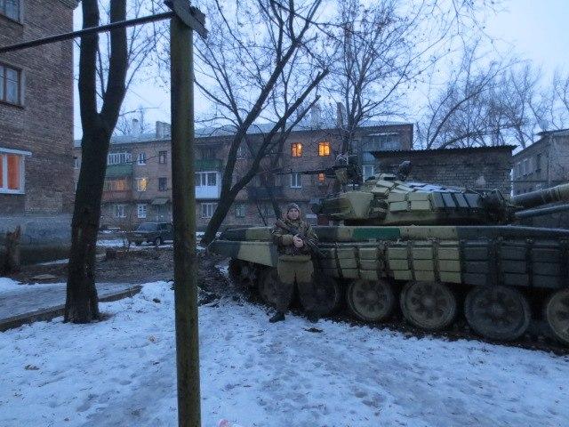 В районе Донецкого аэропорта миссия ОБСЕ зафиксировала 306 взрывов - Цензор.НЕТ 5660