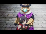 Chaos Dragon: Sekiryuu Seneki / Драконий хаос: Война красного дракона - 8 серия   Berial, Kari & Kiki [AL]