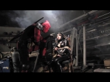 AVP present - Deadpool vs Batman