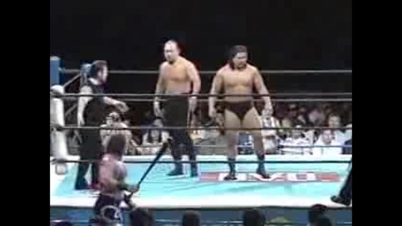 NJPW 20.09.1997 Kazuo Yamazaki/Kensuke Sasaki vs. The Great Muta/Hiroyoshi Tenzan G1 Climax Special Tag Team Tournament Final
