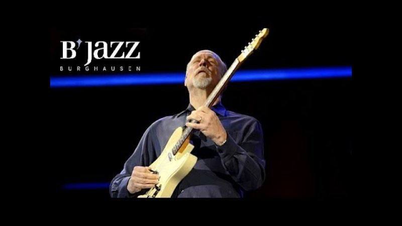The John Scofield Organic Trio - Jazzwoche Burghausen 2013