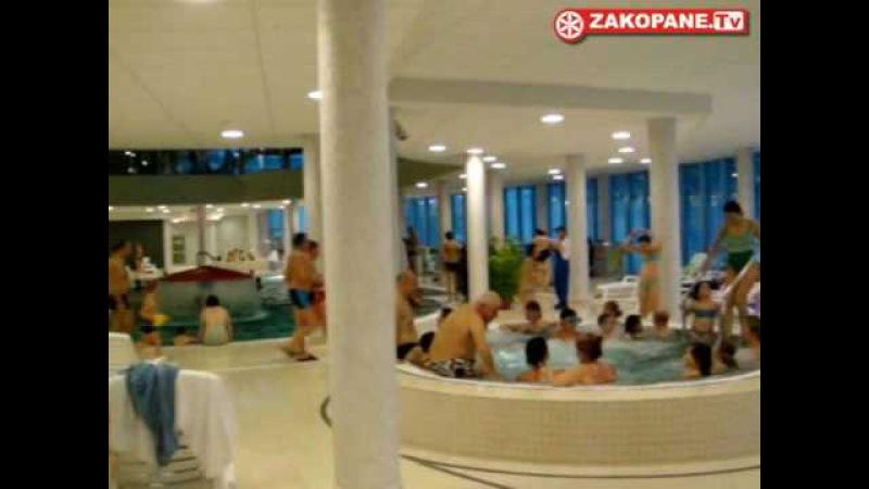Aquapark - Termy Bukowina Tatrzańska 7.12.2008