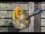 Как приготовить идеальный Tereré - Мате терере ( холодный матэ )