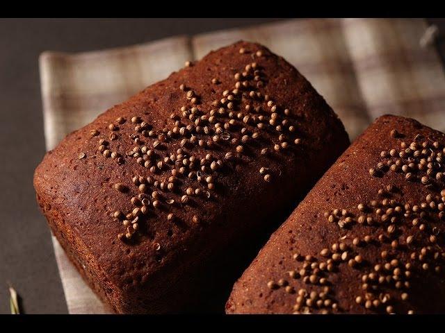 Бородинский хлеб рецепт от BORK и Алёны Спириной