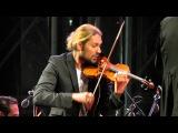 David Garrett - Paganini Caprice 24 (Milano, 30.05.15)